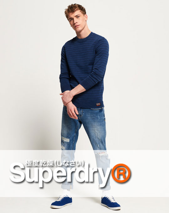 Свитера Superdry