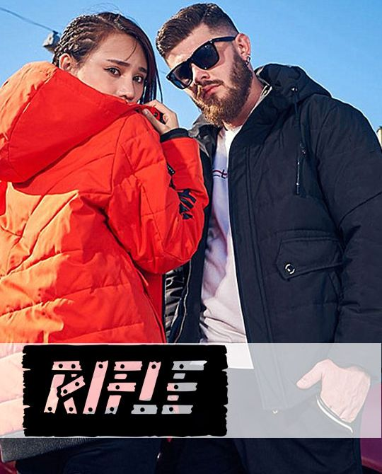 Микс куртки RIFLE - Stockhouse - одежда оптом - сток оптом - купить куртки оптом - женский сток