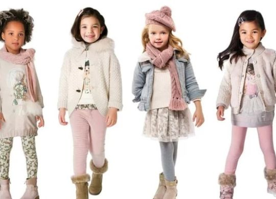 верхняя детская одежда оптом