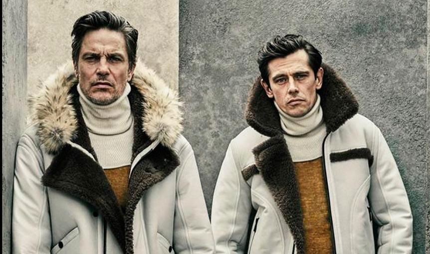Зимняя одежда из Европы - сток в Украине