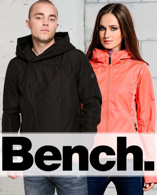 Микс куртки Bench - Stockhouse - одежда оптом - сток оптом