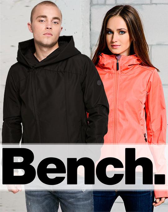 Микс  куртки Bench