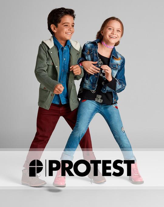 Детские джинсы Protest - Stockhouse - одежда оптом - сток оптом
