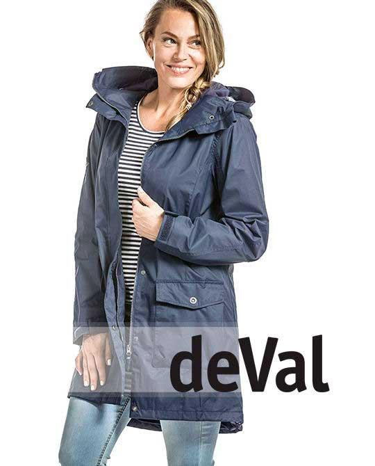 Женские куртки DeVal - Stockhouse - одежда оптом - сток оптом