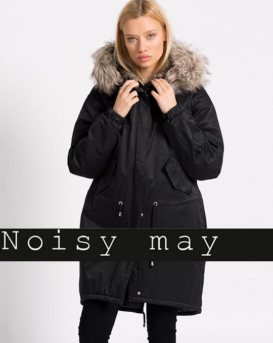 Женское пальто-пуховик  Noisy May