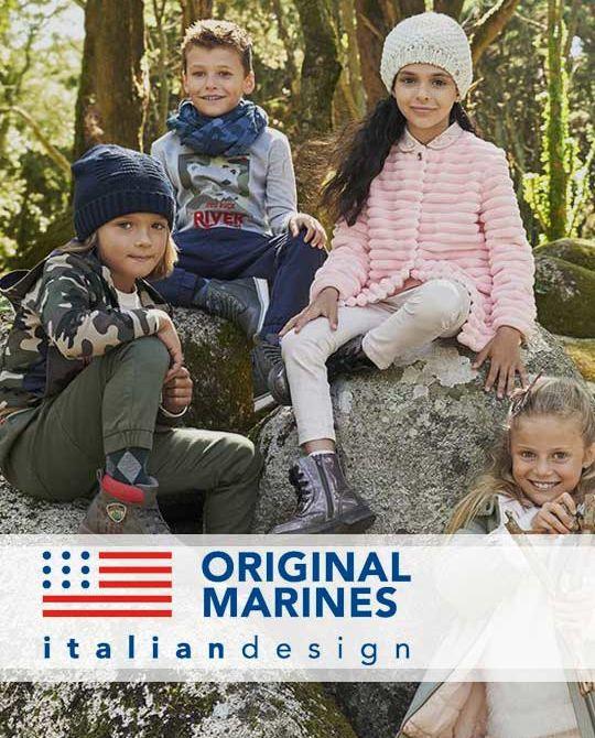 Детский микс Original Marines - Stockhouse - одежда оптом - сток оптом - осенняя одежда для детей