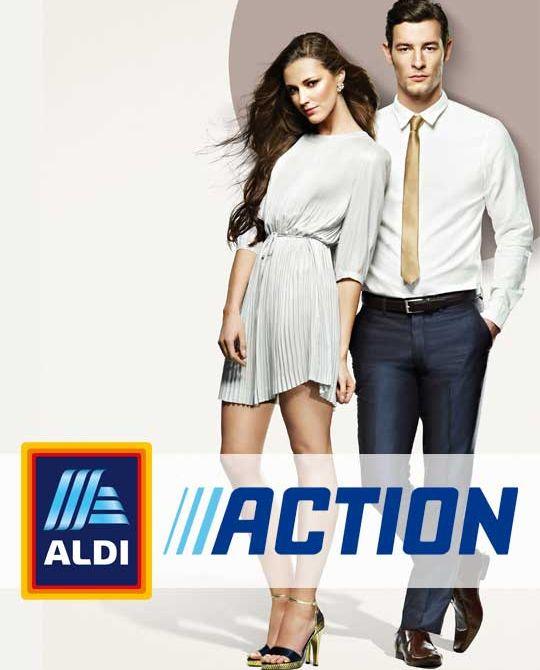 Микс Aldi + Action - одежда оптом - сток оптом