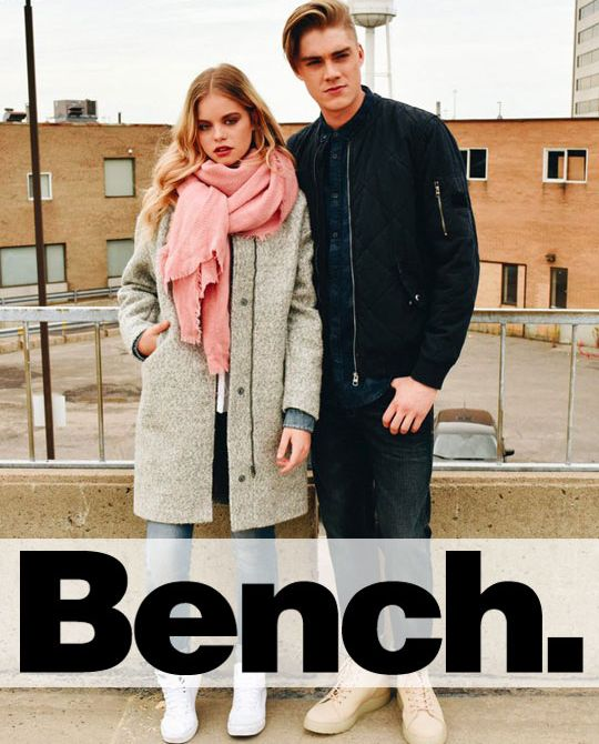 Микс ветровки Bench - купить сток Bench - сток оптом