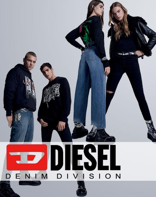 Микс   Diesel jeans