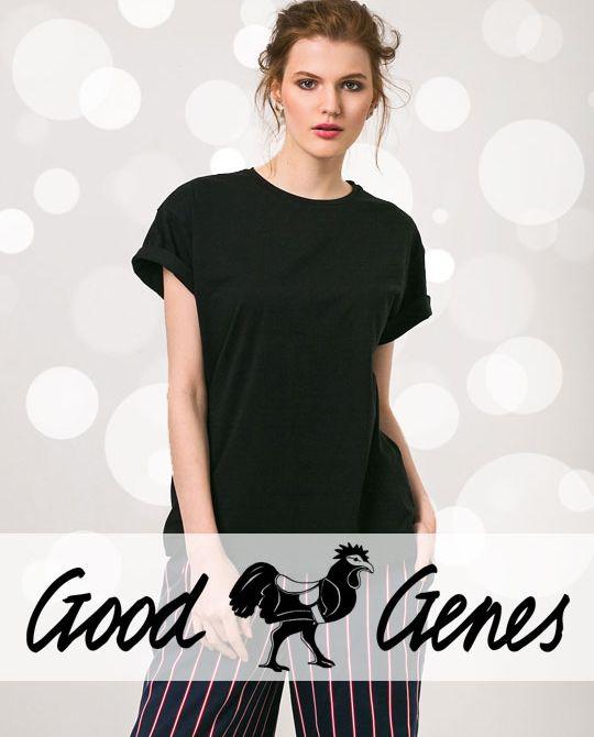 Женские футболки Good Genes - Stockhouse - одежда оптом - сток оптом
