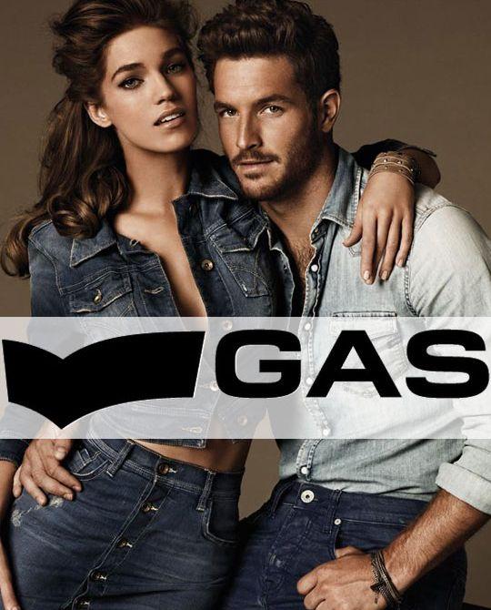 GAS jeans - Stockhouse - одежда оптом - сток оптом