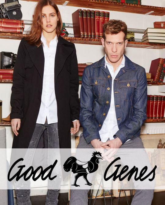 Микс Good Genes - одежда оптом - сток оптом