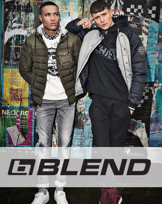 Мужские куртки  BLEND