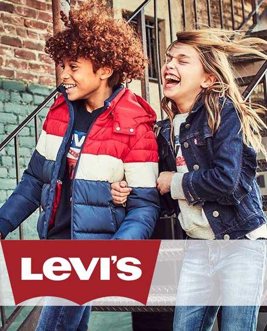 Детские джинсы Levi's - Stockhouse - одежда оптом - сток оптом