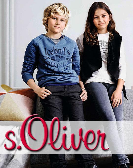 Детский микс  S'Oliver