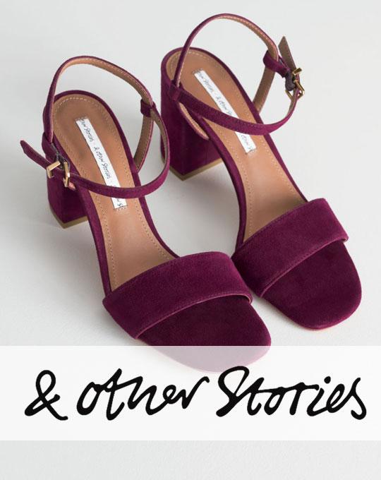 Женская обувь  &Other Stories