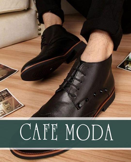 Мужские Туфли Cafe MODA - Stockhouse - стоковая обувь оптом - сток оптом