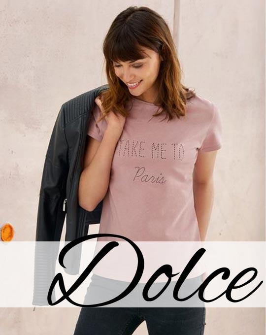Женские футболки  Dolce