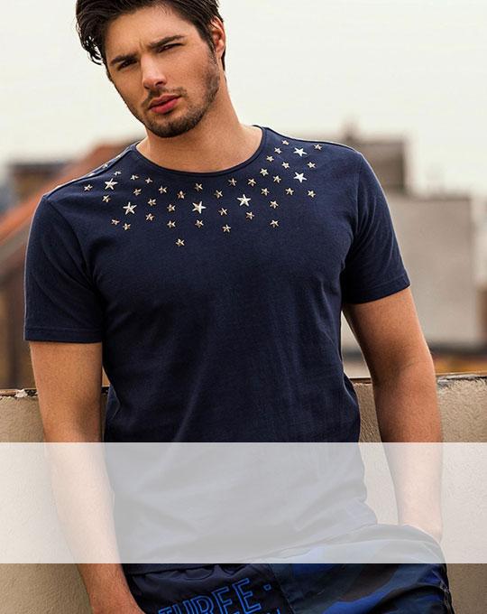 Мужские футболки Brand+