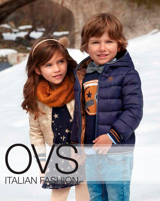 Детский микс OVS - Stockhouse - одежда оптом - детский сток оптом