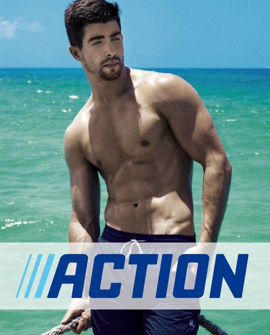 Микс плавки Action