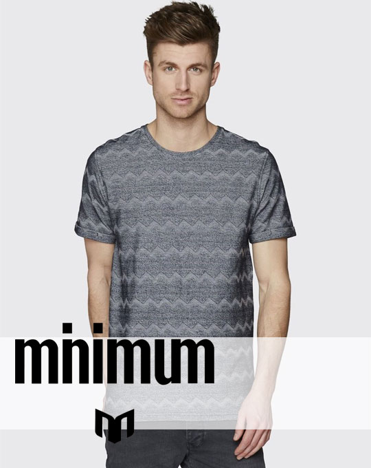 Мужские футболки Minimum