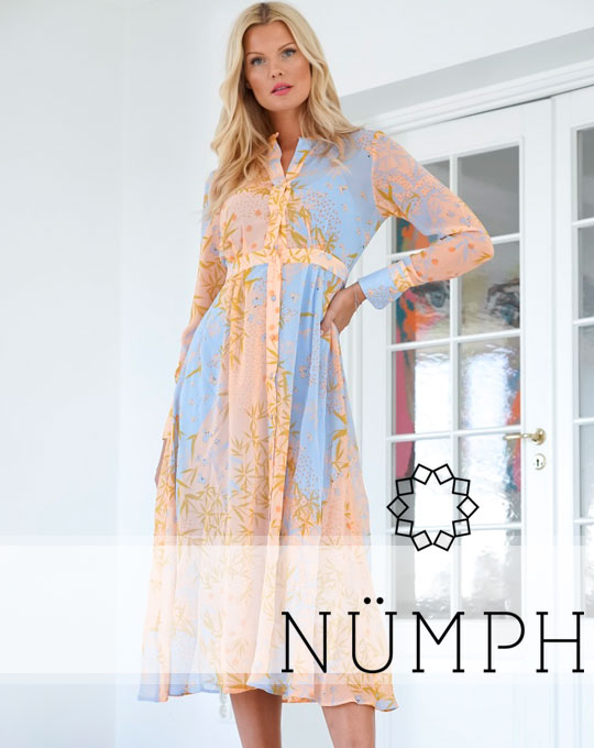 Женский Микс Nümph - Stockhouse - сток оптом - одежда оптом - футболки платья оптом