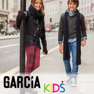 Детские джинсы Garcia - Stockhouse - одежда оптом - детский сток оптом