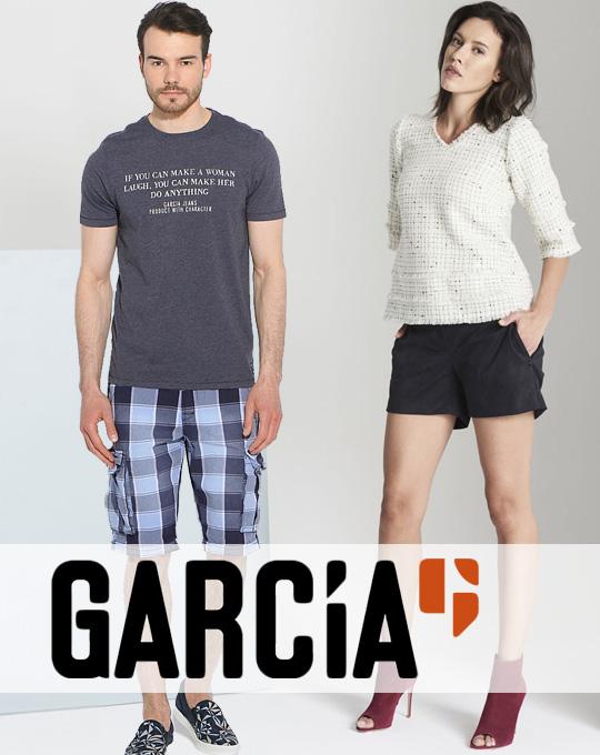 Микс шорты Garcia