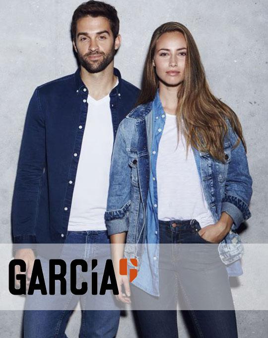 Микс джинсы Garcia