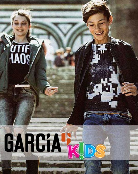 Детские джинсы Garcia