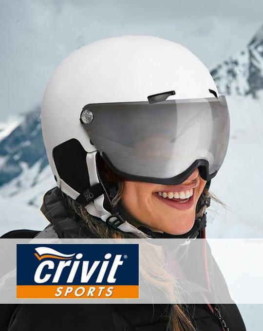 Лыжные шлемы Crivit