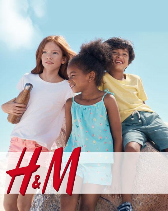 детский микс hm - summer
