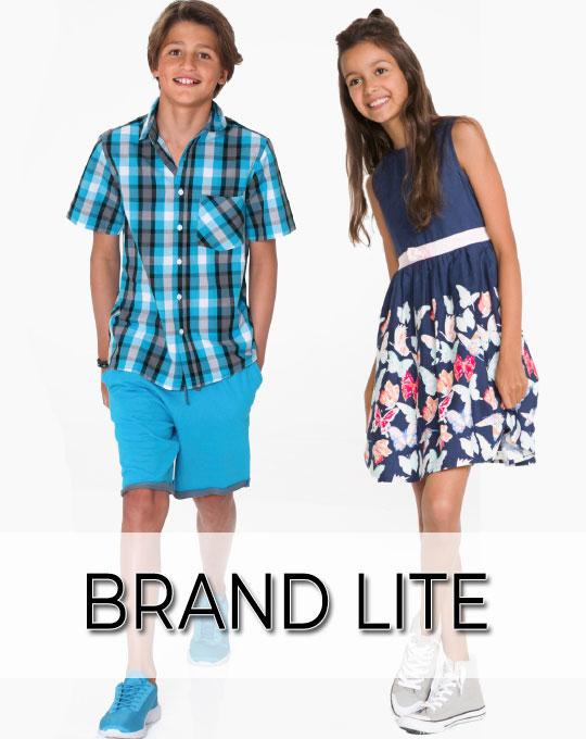 Детский микс  Brand Lite