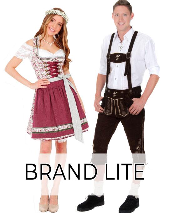 Карнавальные костюмы Brand Lite