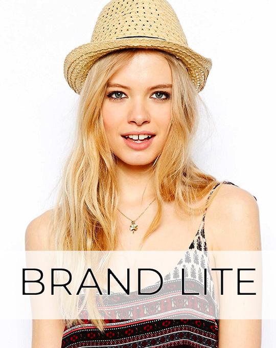 Летние шляпы Brand Lite