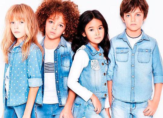 Стоковая детская одежда от надежного поставщика