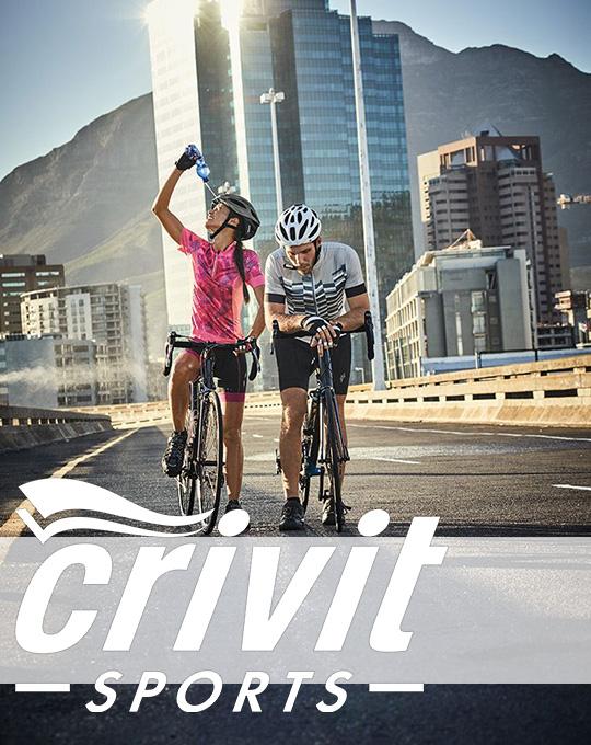 Микс футболки для велоспорта CRIVIT