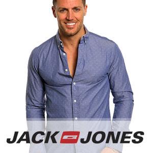 Микс рубашки Jack&Jones Premium - Stockhouse - одежда оптом - сток оптом