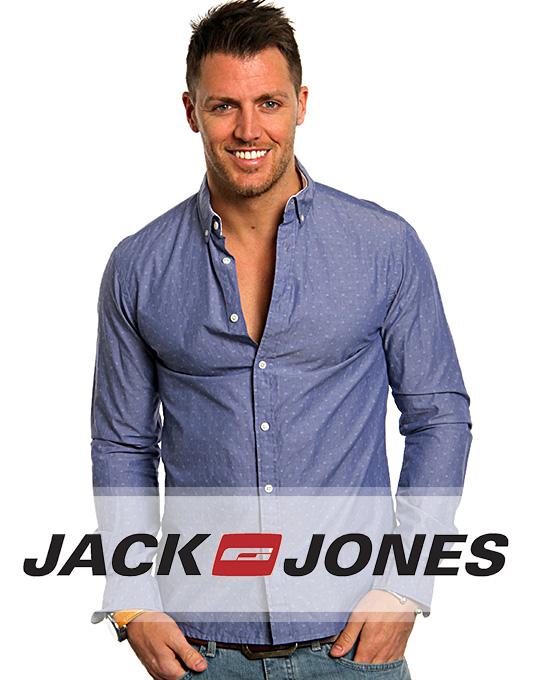 Микс рубашки Jack&Jones - Stockhouse - одежда оптом - сток оптом