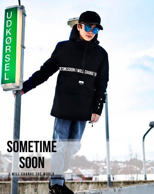 Детский микс куртки Sometime Soon