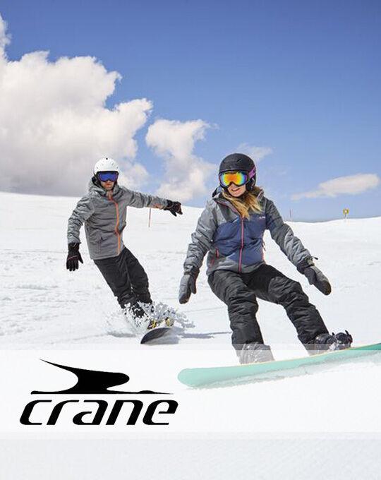 Подростковые  лыжные штаны  CRANE