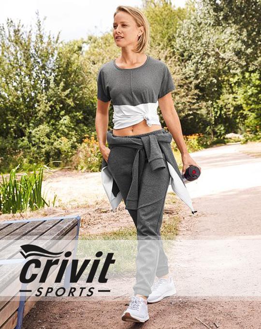Женская спортивная майка Crivit Спорт - Stockhouse - одежда оптом - сток оптом