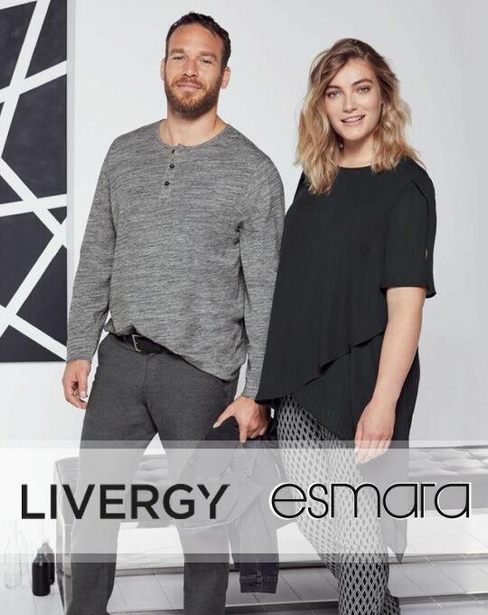 Микс свитеров  Livergy Esmara