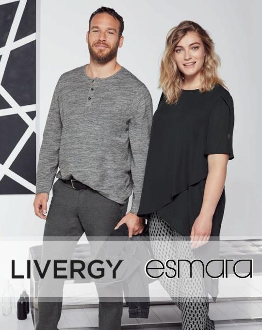 Микс свитеров Livergy Esmara - Stockhouse - одежда оптом - сток оптом