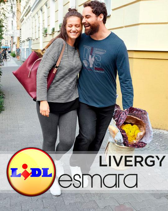 Микс летние брюки Livergy-Esmara