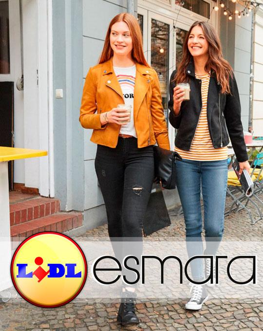микс женские футболки Esmara - Stockhouse - одежда оптом - сток оптом