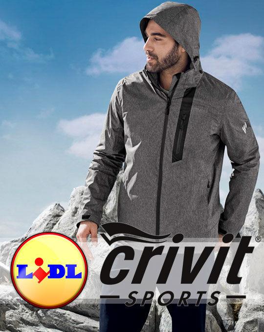 Stockhouse - одежда оптом - сток оптом - микс мужских ветровок - Crivit_Livergy