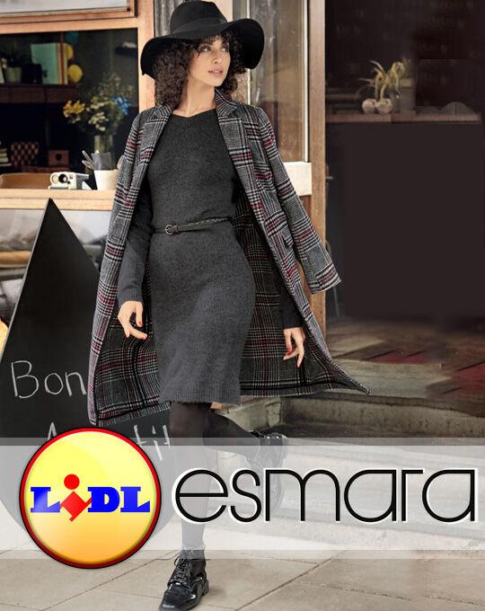 Женские трикотажные платья Esmara -Stockhouse - одежда оптом - сток оптом