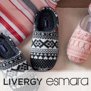 Stockhouse - одежда оптом - сток оптом - Обувь для дома Livergy-Esmara